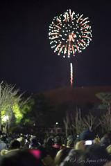 (GenJapan1986) Tags: japan night fireworks  nara   2015    nikond610