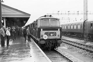 1965 01 neg12 110765 D7011 Newton Abbot