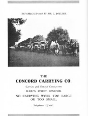 Concord Carrying Co -  Concord Jubilee 1933 (AndyBrii) Tags: jubilee sydney concord 1933 1883
