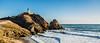 Faro del Cabo de Gata (fvalverdebujalance) Tags: sea beach de mar cabo playa gata almeria d5100