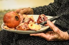 (TaMiMi Q8) Tags: pomegranate انار