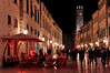 Soaking up the medieval atmosphere (Paulina_77) Tags: world life street city travel shadow red urban haven reflection building travelling wall architecture night facade port marina buildings reflections dark lens landscape 50mm prime restaurant evening cafe alley nikon streetlight scenery europe mood boulevard glow moody view darkness bright harbour outdoor streetlights antique illumination croatia pedestrian facades scene medieval historic prom promenade boardwalk late fixed glowing walls sight traveling nikkor length middleages dubrovnik atmospheric 50mm18 focal chorwacja d90 nikkor50mm18 citybynight nikond90 atmnosphere 50mm18g pola77