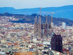 Sagrada Família - Barcelona FEB 2015