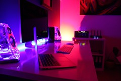 Light Colour Experiments (Apple Lover) Tags: desktop new blue windows red 2 6 3 cinema black green net apple set 30 computer cores switch fan mac inch imac geek display top 4 8 beta led usb merlin pro wireless networking network setup 12 trashcan gadget alpha ac 27 asus core 87 d500 mavericks ecc thunderbolt lateral 1440 d300 xeon 2400 2560 yosimete macbook 2013 unbox macpro 5ghz 4ghz d700 87u ios6 rtac87u ac87u asuswrt