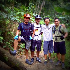 TRAKS-Trail-Day-Feb-2015-015 (Traks Of Malaysia) Tags: mountainbike malaysia mtb traks trailbuilding bukitkiara