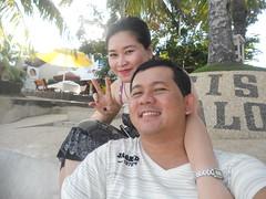 DSCN0029 (daku_tiyan) Tags: beach bohol don cave marielle tagbilaran alona hinagdanan dakutiyan saludaga