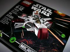 ARC-170 STARFIGHTER (kingkong21) Tags: starwars lego starfighter arc170 75072 microfighters