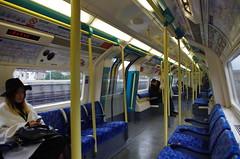 IMGP9193 (Steve Guess) Tags: london train underground interior jubilee tube railway line lt tfl lul