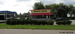 Waffle House -- Versailes, Kentucky (xandai) Tags: retail shopping restaurant kentucky ky fastfood restaurants diner wafflehouse woodford versailes centralkentucky kentuckyretail