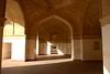 Tomb of Akbar - the dalans