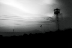 Gujarat-3 (bcomeb) Tags: longexposure blackandwhite india blur electric night train gujarat comens