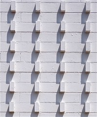 factory (Dean Hochman) Tags: shadow sunlight geometric wall concrete design factory patterns deanhochman