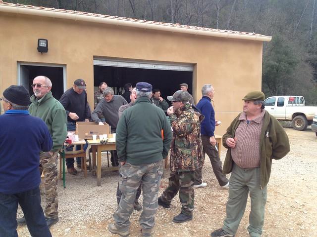 Société de chasse de Cabasse