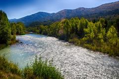 Ro Gllego (Carlos M. M.) Tags: rio river huesca hdr pirineos aragn canon100d