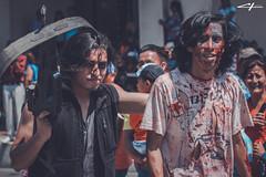 Daryl (carloxmatamoros) Tags: fundacion fiestasjulianas 25dejulio people gente desfile parede street ecuador guayaquil twd cosplay walkers daryl