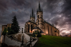 Church of St. Nicholas in Cheb