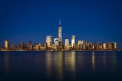 Manhattan Skyline (D-Niev) Tags: nyc newyorkcity usa ny unitedstates manhattan visipix