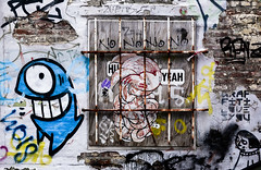 HH-Wheatpaste 2983 (cmdpirx) Tags: street city urban streetart color colour art up wall cutout germany painting paper graffiti chalk stencil nikon paint artist drawing wand wheatpaste paste glue hamburg cement can spray your pasted marker piece aerosol pastup farbe pastie stift kleber reclaim dose wheatepaste schablone kreide pappe kleister spraydose kuenstler d7100