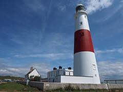oh come with me to the rolling sea... (Johnson Cameraface) Tags: summer lighthouse holiday june portland olympus dorset f28 portlandbill em1 2016 1240mm micro43 mzuiko johnsoncameraface omde1