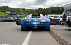 Bugatti Veyron Grand Sport (Patrick2703) Tags: bugatti veyron grand sport blue redbullring spielberg austria cars worldcars supercars hypercars autos