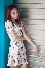 Yuqing - HJ - 021 (jasonlcs2008) Tags: jasonlcs singapore fashion beautiful nice sexy good wonderful outdoor sunny woman girl lady photoshoot model modeling pose poses pretty tight dress yuqing asian chinese