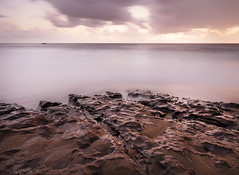 panther beach after the storm (hbphototeach) Tags: approved panther beach santacruz california bayarea rain sunse seascape landscape longexposure outdoors simple pacific ocean rocks