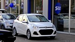 Hyundai Grand i10 Sedn - Santiago, Chile (RiveraNotario) Tags: chile santiago cars autos hyundai madeinindia carspotting hyundaii10 hyundaigrandi10