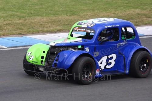 Legends Racing at Donington Park, July 2016