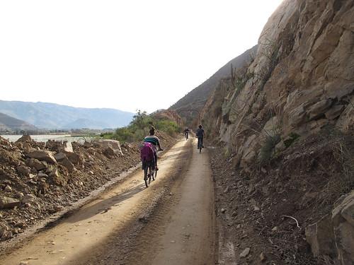tramo Vicuña - El Tambo