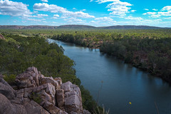 Katherine Gorge Northern Territory viewpoint