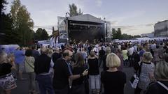 Hayseed Dixien yleisöä