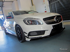 Mercedes A45 AMG (W176) (Agaesse) Tags: estoril experience day june 19 2016 agaesse a45 amg class a mercedes w176