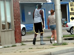IMG_8185 (kennethkonica) Tags: canonpowershot canon global random hoosiers outdoor talking candid street streetphotography marioncounty midwest america usa indiana indianapolis indy hat walking people persons cast workinggirl manager urban city summer august bestshotoftheday decay blight life