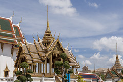 2016/07/28 10h45 Grand Palais (Phra Nakhon) (Valry Hugotte) Tags: bangkok grandpalace grandpalais palaisroyal phranakhon thailand thalande krungthepmahanakhon
