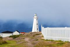 Cape Spear Lighthouse (Bob Kirschke) Tags: lighthouse capespear stjohns newfoundlandandlabrador canada ca coast ngc fog foggy foggycoast bobkirschke