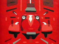 Taroe Taro - Messerschmitt kr200 FMR (Thethe35400) Tags: tag graffiti grafiti graffitis grafit grafite streetart pochoir graff street art artderue arteurbano arturbain arturbà arteurbana urbanart plantilla stencil muralisme schablone stampino arte urbano urban urbana rouge red rojo vermelho rosso rot mural calle muralcalle wall murales noir anyway