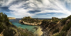 Clo des Moro (wortschnipsel) Tags: mallorca majorca balears balearen strand beach wortschnipsel clouds sea spain spanien