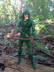 Green Arrow (foxkit18) Tags: dc icons