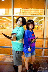 Undertale 20 (MDA Cosplay Photography) Tags: undertale frisk chara napstablook asriel cosplay costume photoshoot otakuthon 2016 montreal quebec canada undertalecosplay fun
