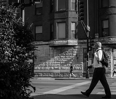 Street walk session 6-27-2016 pic15 (Artemortifica) Tags: belmont brownline cta chicago clarkandlake sonya6300 street blueline buses candid city downtown passengers people trains il