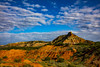 _40A4503 (ChefeGrande) Tags: texas pandhandle statepark canyon clouds outdoor landscape silhouette mountain flora serene earlymorningsun palo duro cloud rock rockformation sky hiking trail