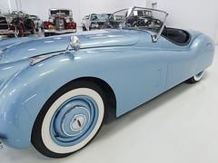 1952 Jaguar XK 120 Roadster (27) (vitalimazur) Tags: 1952 jaguar xk 120 roadster