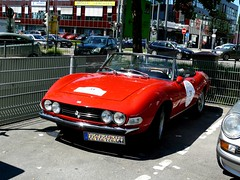 Fiat Dino Spider  2400 Baujahr 1971  2400 ccm 179 PS (ludmillafan132) Tags: fiat fiatdinospider spider dino oldtimer old cars youngtimer alteautos kraftfahrzeuge rally auto autos car oldcars