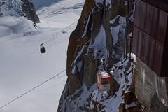 Tlcabine panoramic Mont-Blanc (JL1967) Tags: 2016 aiguilledumidi france sigma1770 sonya77 cablecars telecabinepanoramicmontblanc chamonixmontblanc auvergnerhnealpes fr