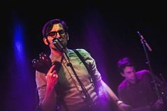 The Deserteurs @ Connexion Live - Toulouse (Chris Rod Photo) Tags: chrisrodphoto colors diyfilter livemusic gig concert pop psychpop andywarhol velvetunderground toulouse connexionlive glasses retro bretelles maracas thedeserteurs 2016 flare echo