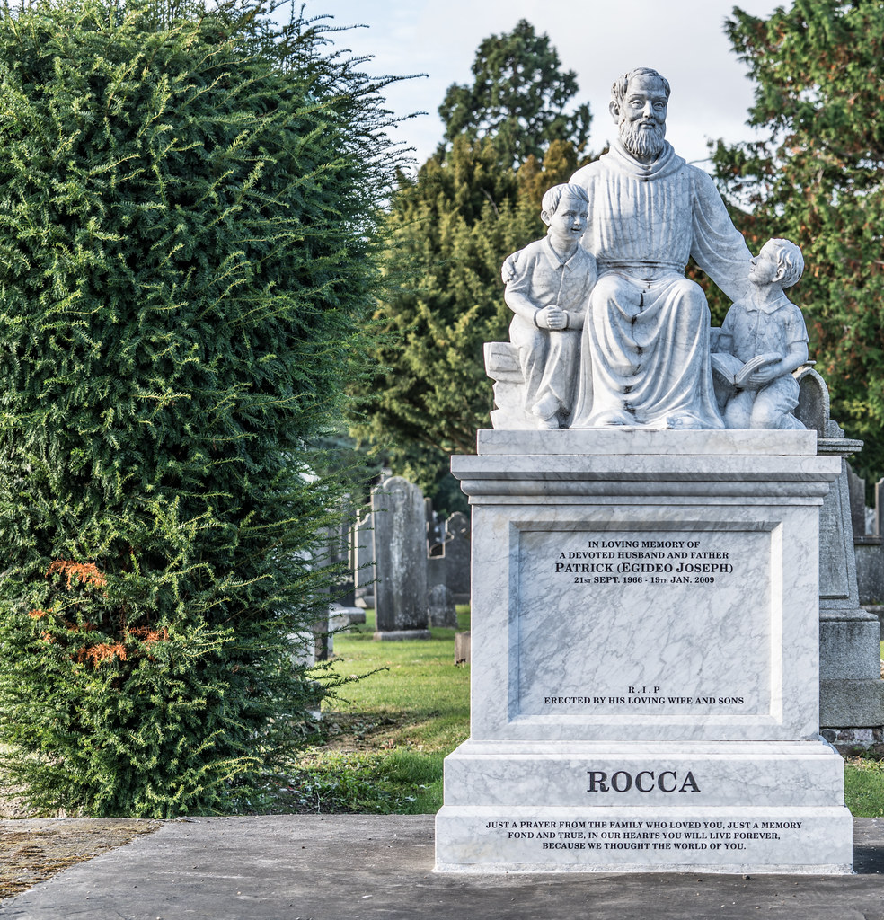 A QUICK VISIT TO GLASNEVIN CEMETERY[SONY F2.8 70-200 GM LENS]-122079