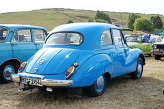 IFA F9 1954 3.9.2016 2930 (orangevolvobusdriver4u) Tags: 2016 archiv2016 deutschland germany ddr gdr eastgermany magdeburg ommma ommma2016 klassik classic oldtimer vintage car auto ifa f9 ifaf9 1954 ifaf91954