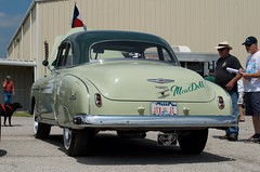 Miss Dell (dangr.dave) Tags: parkercounty springtown tx texas carshow classiccar car gracebarrow denton chevy chevrolet missdell 1949