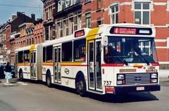 737 4 (brossel 8260) Tags: belgique bus stil liege