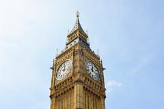 Big Ben, London (Emma McIntaggart) Tags: bigben london unitedkingdom england clock architecture queenelizabethtower